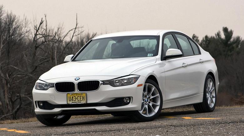 2014 BMW 320i Horsepower