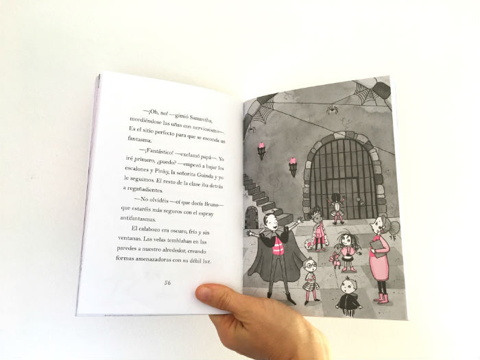 colección isidora moon libros infantiles con capítulos