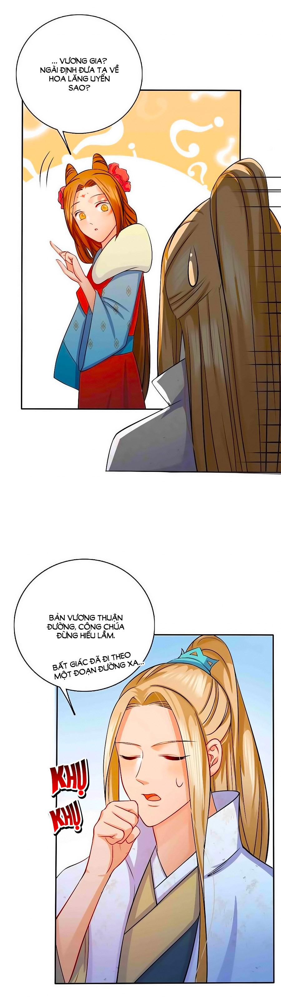 Kiêu Sủng Y Phi chap 11 - Trang 14