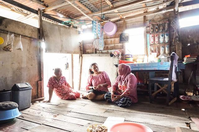 Berlayar ke Kampung Bugis Pulau Sebira (7)