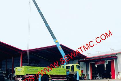 Penjelasan Singkat Tentang Mobile Crane - Crane Information