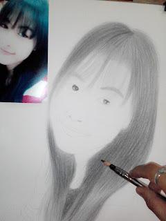 วิธีฝึกวาดภาพเหมือน