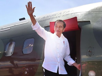 PAN Nilai Hadirnya Poros Ketiga Tetap Sulit Kalahkan Popularitas Jokowi - Info Presiden Jokowi Dan Pemerintah