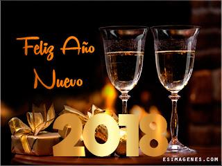 Feliz Año Nuevo 2018 2