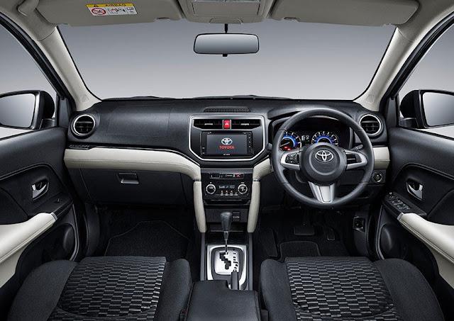 ™️ Xe Toyota Rush 7 chỗ sẽ ra mắt Việt Nam từ tháng 08/2018 ảnh 4