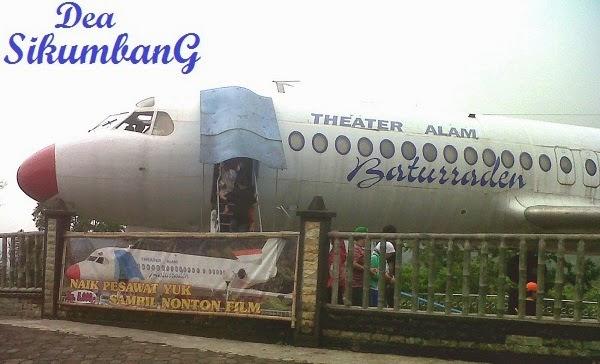 Tiket Masuk Wisata Baturaden Purwokerto Jawa Tengah