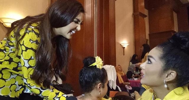 Ashanty dan Krisdayanti Saling Curhat Tentang Anak