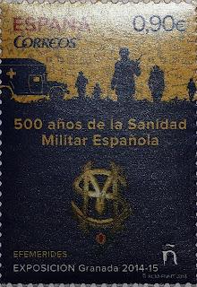 500 AÑOS SANIDAD MILITAR