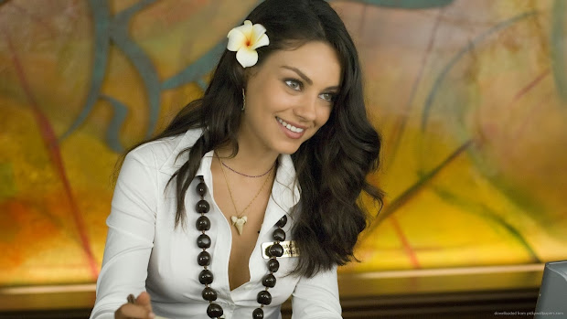 Mila Kunis Hd Wallpaper Beautiful