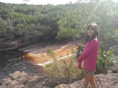Ribeirão do Meio Chapada Diamantina