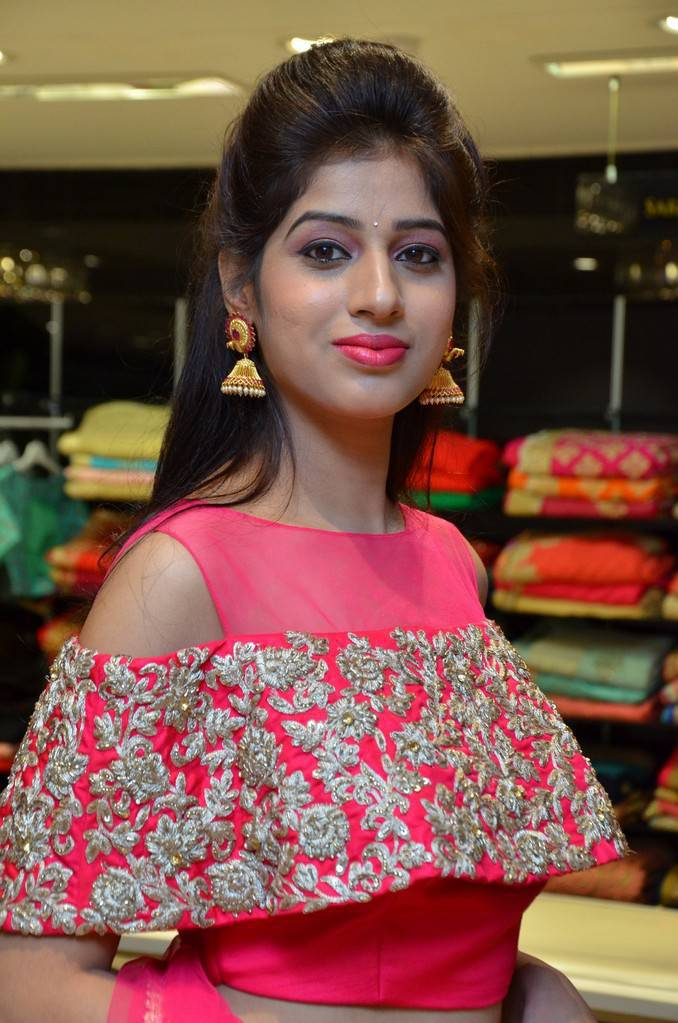 Naziya Khan At Splurge Divalicious Curtain Raiser Event Stills