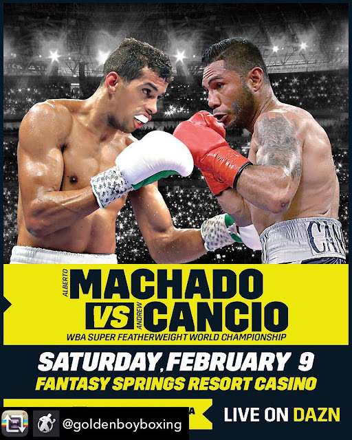 Alberto Machado vs. Andrew Cancio Fight Card Preview And Predictions