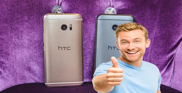 5 أسباب ستدفعك لشراء هاتف HTC 10 !