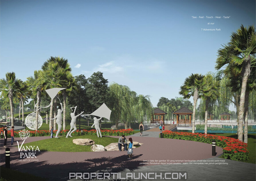 Taman Vanya Park BSD