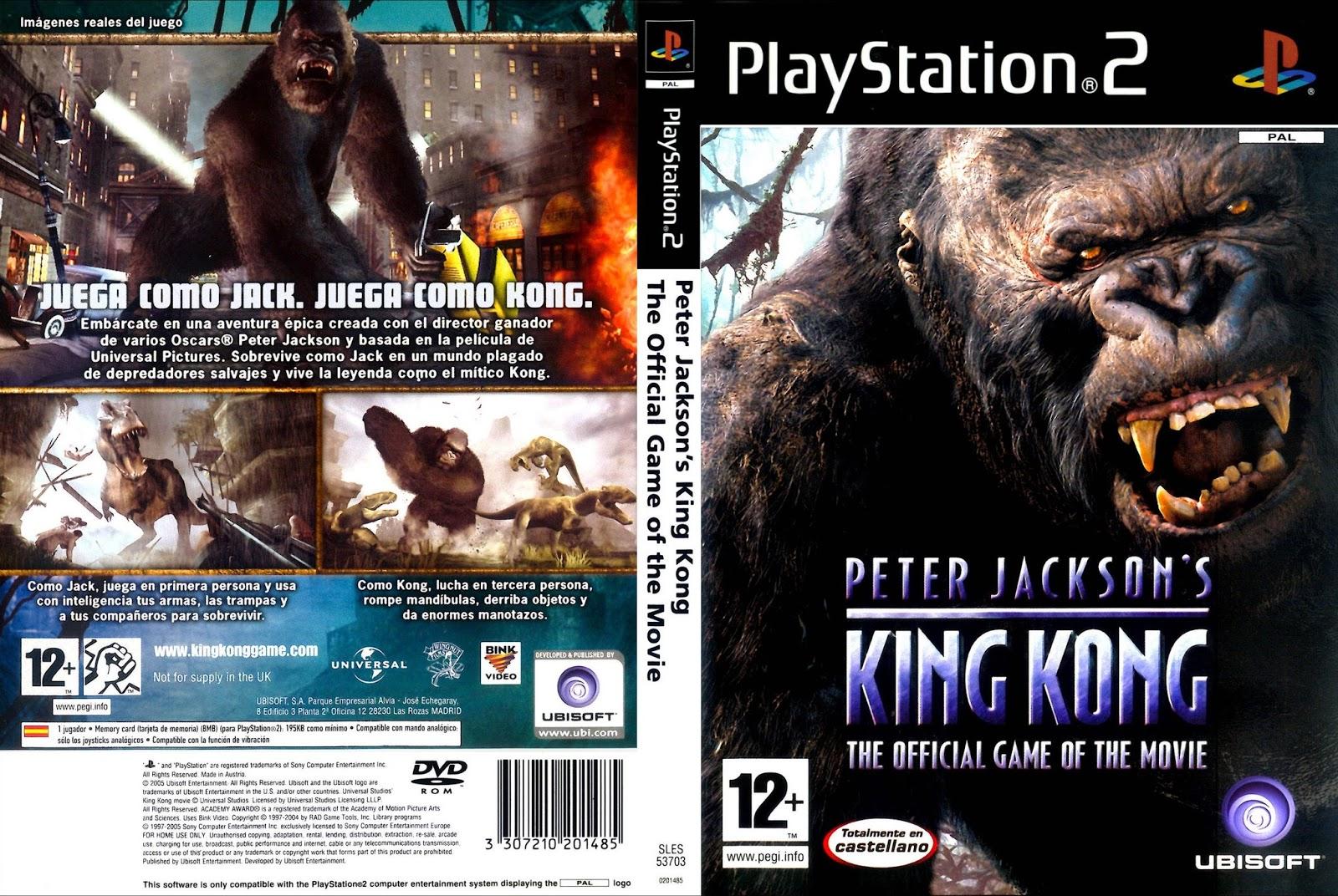 king kong ceats