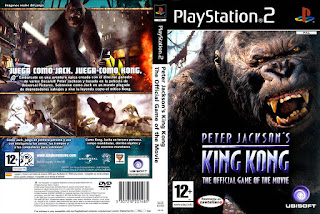 PETER JACKSON'S KING KONG PS2