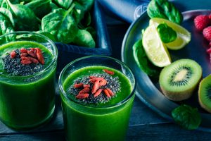 Smoothies depurativos