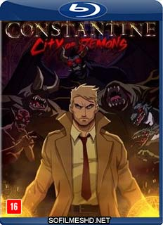 Baixar Filme Constantine – Cidade de Demônios Dublado Torrent