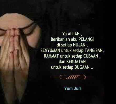 Kumpulan Gambar Dan Kata Kata Doa Islami Terbaru