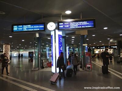 Stasiun Zurich Flughafen