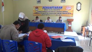Jelang Akhir Masa Pendaftaran Bacaleg, Parpol Masih Disibukkan Dengan Silon.