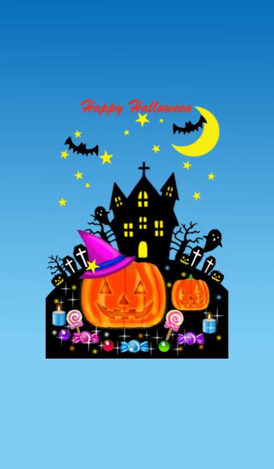 Happy halloween night!!