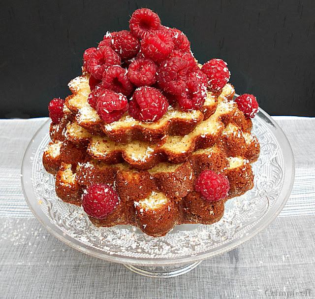 receita de bolo de iogurte de limao e coco