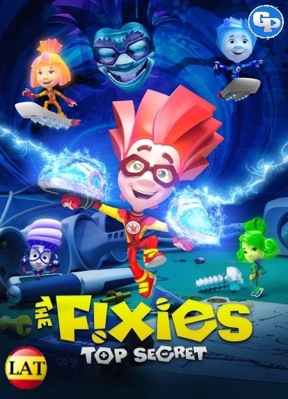 Fixies: Amigos Secretos (2017) 720P LATINO