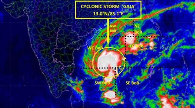 Cyclone Gaja Being prepared against extreme events The Hindu Editorial