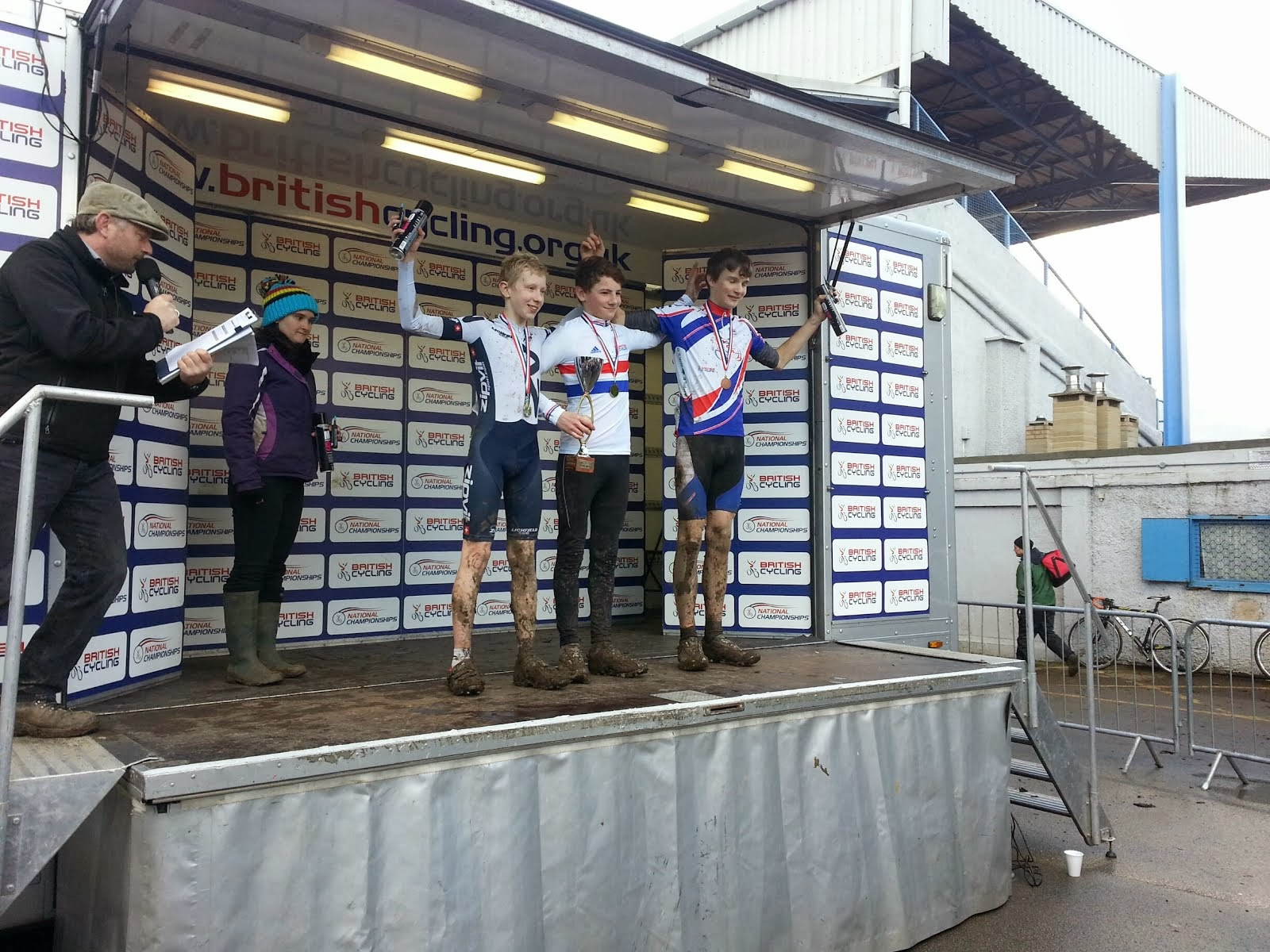 EBCC's Euan Cameron National Champion