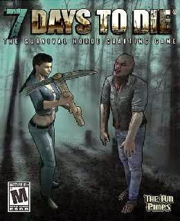 Free Download Games 7 Days To Die Alpha PC Games, Untuk Komputer Full Version ZGASPC