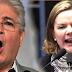 Hoje é o último dia da dupla de senadores desequilibrados, Requião e Gleisi, amigos de Lula