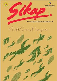 Cover Majalah Edisi Budaya Independen, Oktober 2018