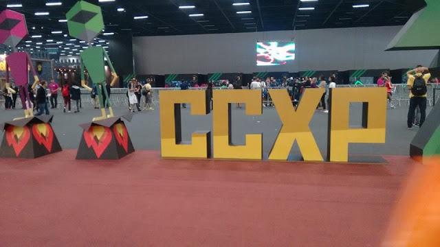 CCXP - Comic Con Experience