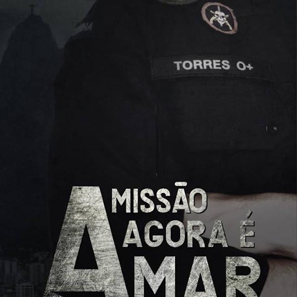 [LANÇAMENTO] A Missão Agora é Amar de Cristina Melo