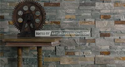 batu templek purwakrta untuk interior