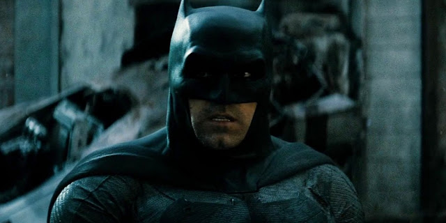 O Filme do Batman com Ben Affleck