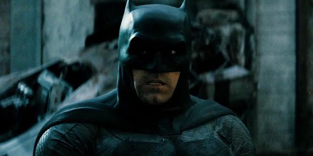 O Filme do Batman com Ben Affleck