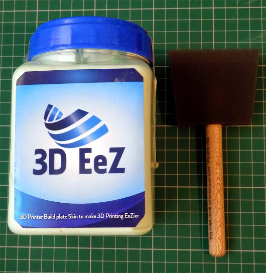 Stick with it... 3D Printing - Print Bed Coating Materials. Part 1