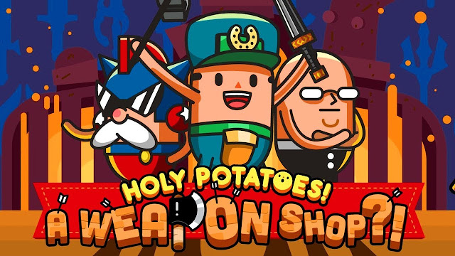 Holy Potatoes! A Weapon Shop Apk MafiaPaidApps