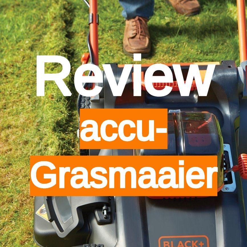 review accu grasmaaier black decker moestuin volkstuin