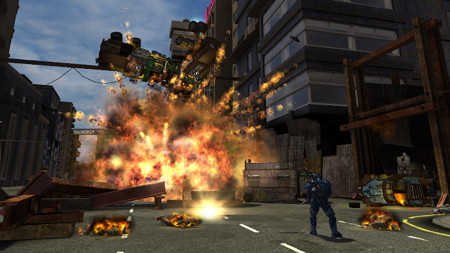 Crackdown 2 - Xbox 360 - Multi5 - Captura 1