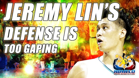 Jeremy Lin's Defense Too Gaping ★ Did This Reporter Even Watched The Games?