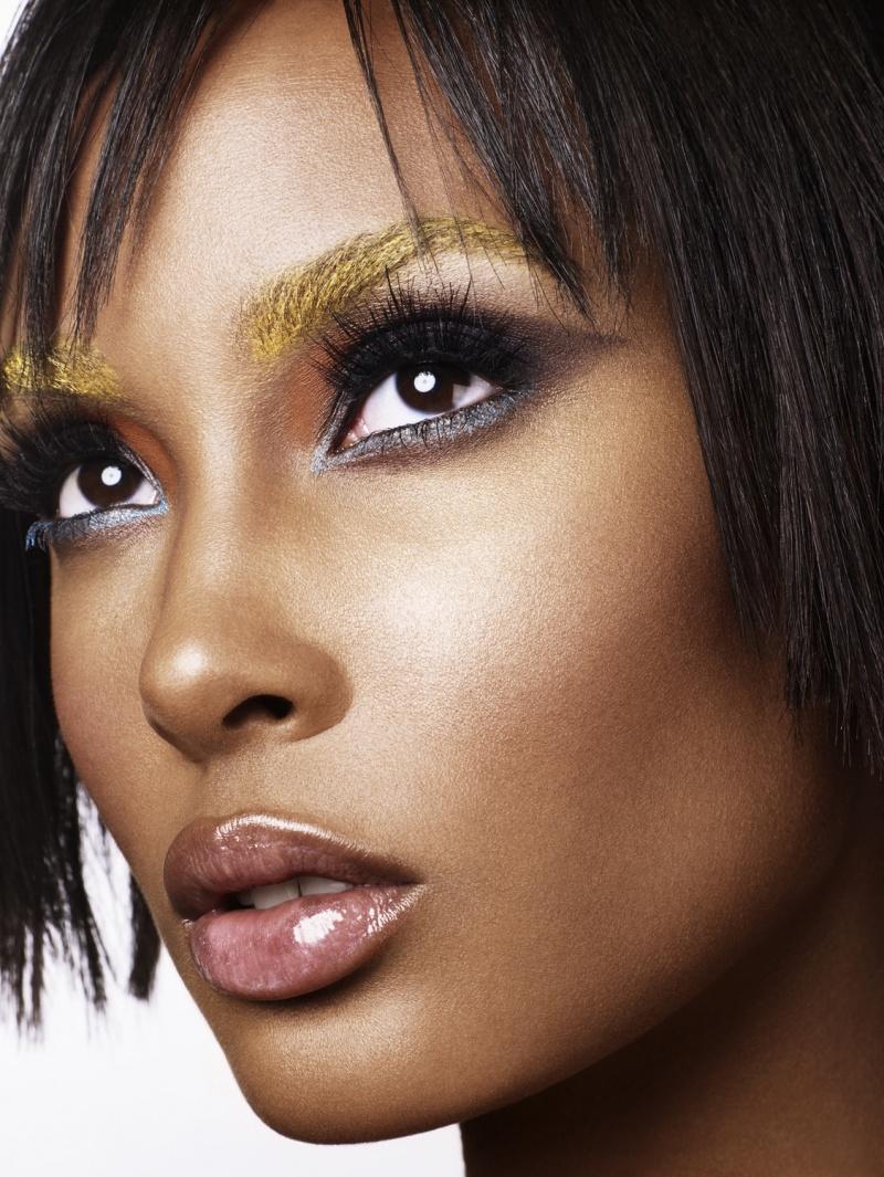 Mettre En Valeur: Makeup On Dark Skins