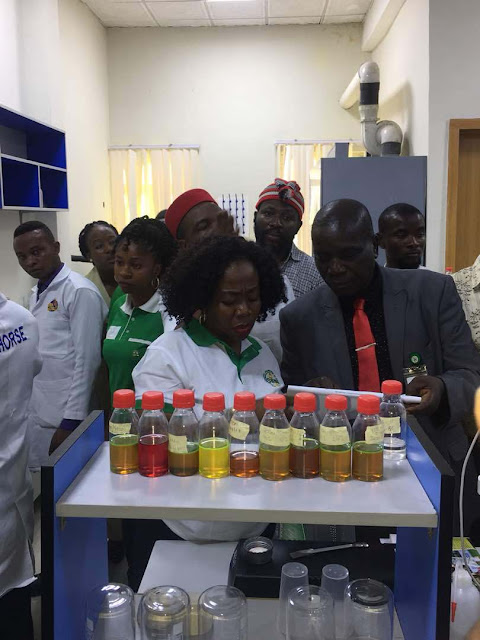 SEAHORSE LUBRICANTS Are Certified And Safe For Use In Nigeria - SON'