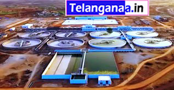 Mission Bhagiratha Providing Safe Drinking Water in Telangana