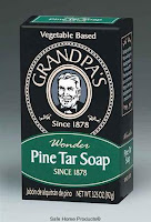 grandpas pine tar soap