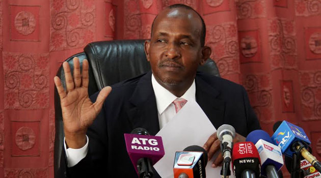 Judas? Moses Kuria Starts Offensive To Overthrow Duale