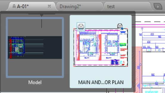AutoCAD 2014 screenshot 3