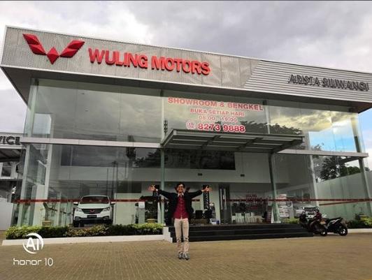 Dealer Wuling Sukses Lampau Target